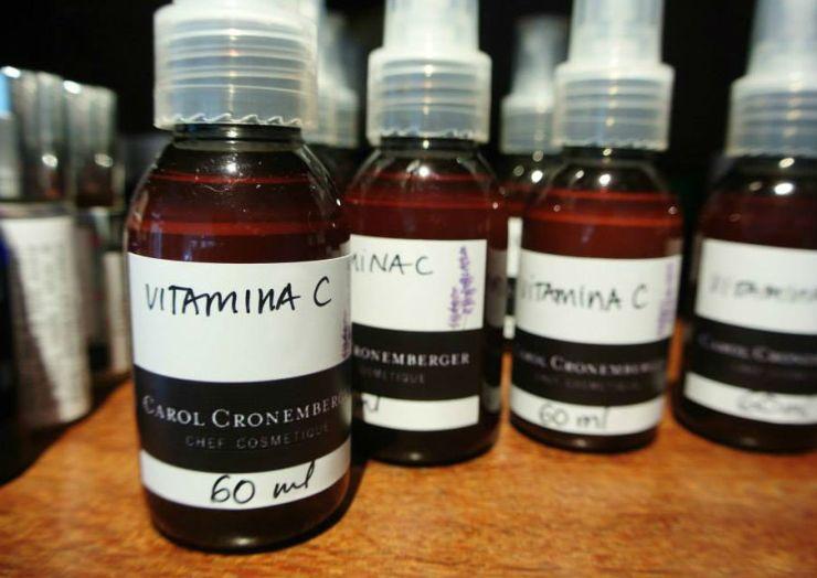 Foto Vitamina C Carol