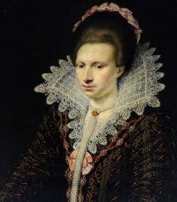 van Ravesteyn, Jan Anthonisz.; Portrait of an Unknown Lady; National Trust, Calke Abbey; http://www.artuk.org/artworks/portrait-of-an-unknown-lady-169420